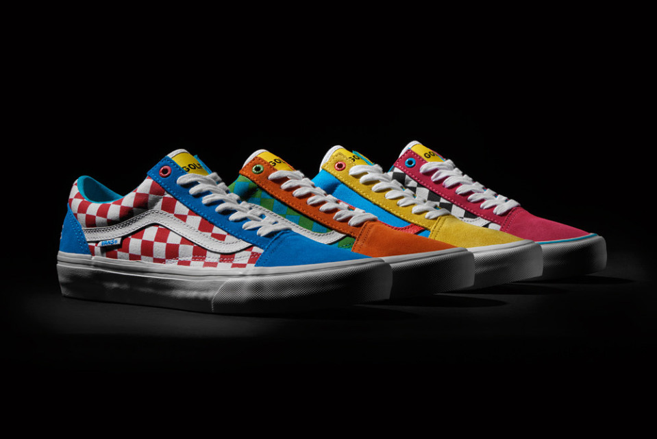 ef8d74cca514 Golf Wang x Vans 2015 Old Skool Pack