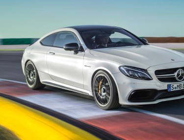 Introducing The 2017 Mercedes-AMG C 63 S Coupé