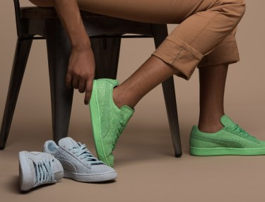 PUMA 2015 'Word To The Woman' Collection