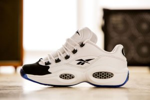 Reebok Question Low - Black/White