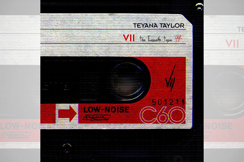 Teyana Taylor - The Cassette Tape 1994 (Mixtape)