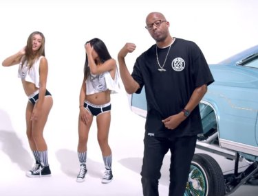 Warren G ft. Nate Dogg - My House (Video)