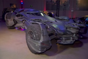 Take A Look At The Batmobile From Batman v. Superman
