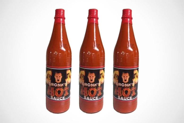 Patriots' Rob Gronkowski Releases Line Of Hot Sauce