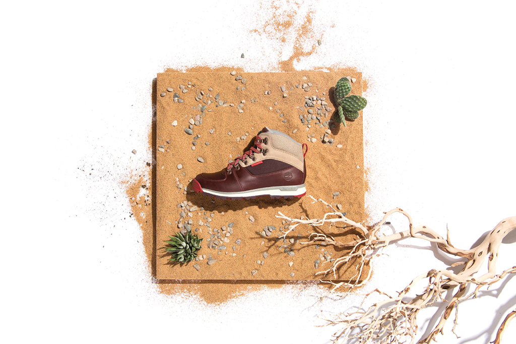 The Hundreds x Timberland 'West Coast Trails' Collection