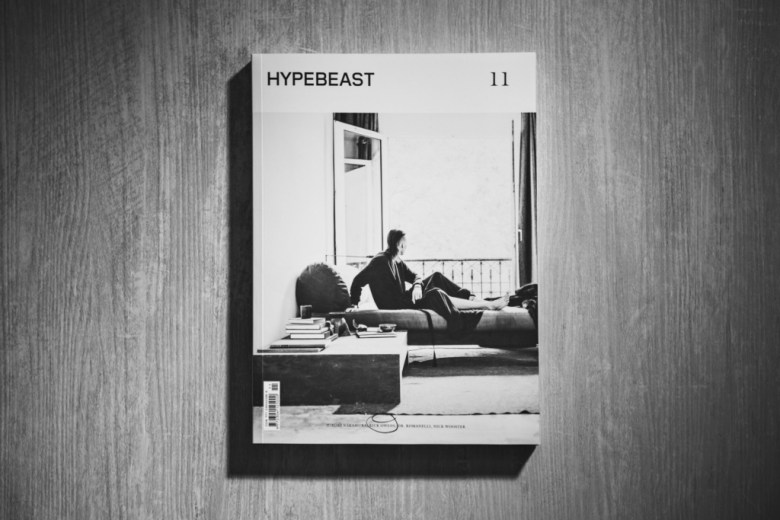 Rick Owens Covers HypeBeast Magazine Issue 11