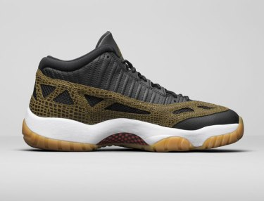 Air Jordan 11 Low IE - Croc