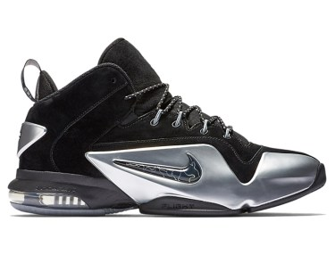 Nike Zoom Penny VI Black/Chrome