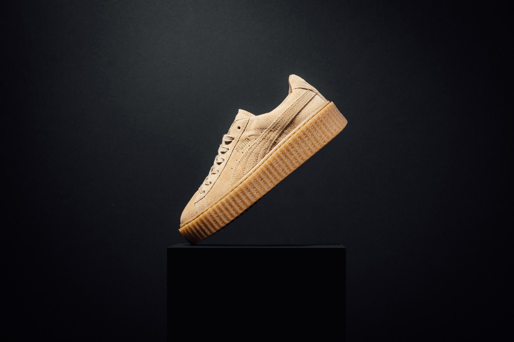 premium selection 99135 265cb Puma x Rihanna Suede Creepers Collection
