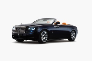 Rolls-Royce Dawn Convertible