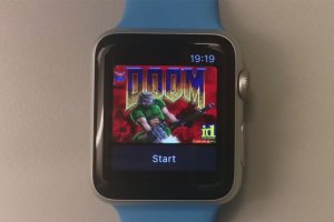 Developers Bring 'DOOM' To Apple Watch