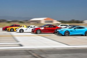 10 Fastest Cars Compete In Epic Drag Race