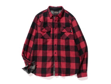 Stussy x Pendleton Fall 2015 Rob Roy Plaid Shirt