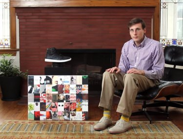Brad Hall Unboxes The Air Jordan 1 Cyber Monday