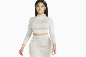 Nicki Minaj for Kmart