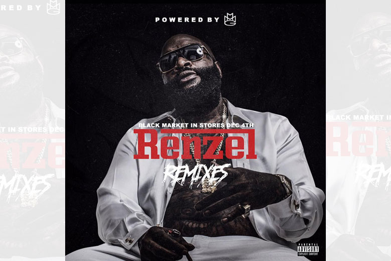 Rick Ross - Renzel Remixes (Mixtape)