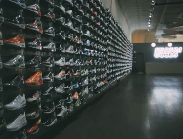 Inside NYC Sneaker Shop: Stadium Goods