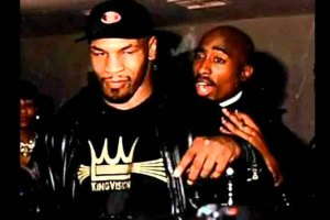 Mike Tyson and Tupac