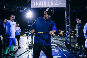 Nike Train LA Finale With Dodgers' Adrian Gonzalez (Recap)
