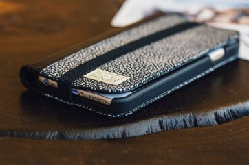 HEX Stringay Leather iPhone Cases