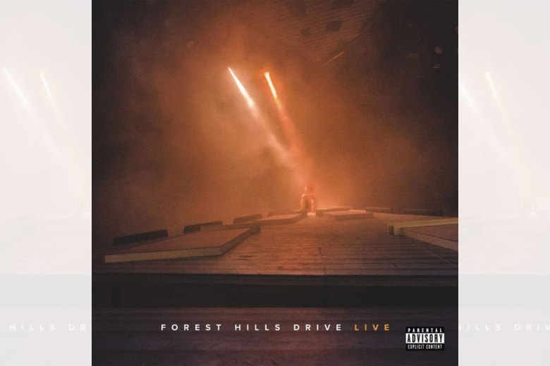J. Cole - Forest Hills Drive: Live from Fayetteville, NC