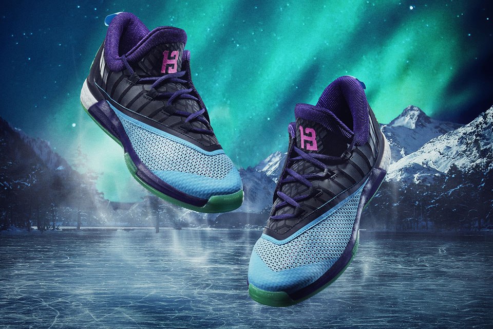 low cost ac55f 47efc Adidas James Harden Crazylight Boost 2.5 All-Star PE