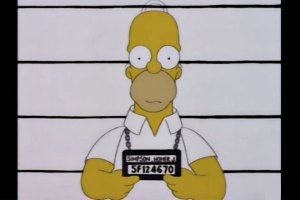 'Making a Murderer' Re-Imagined as Simpsons Episode