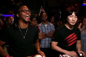 Lupe Fiasco Beats Gaming Legend Daigo in Street Fighter