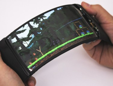 ReFlex: World's First Bendable Smartphone