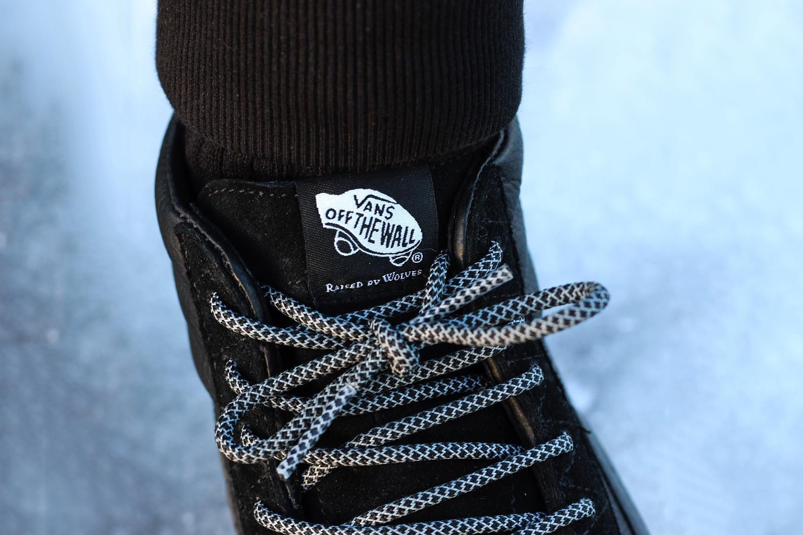 15f2dbdfed First Look at Raised by Wolves x Off The Hook x Vans Collaboration