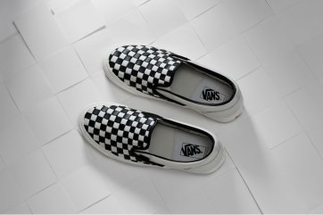 Vault by Vans 'Checkered Past' Collection