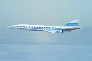 Boom Hoping to Make Supersonic Travel a Reality Soon