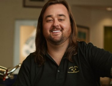 Chumlee of Pawn Stars