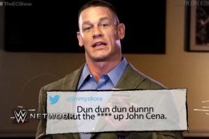 WWE Stars Read Mean Tweets