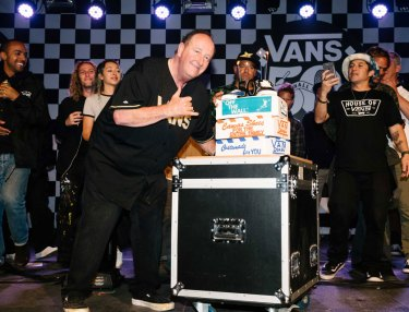 Vans Kicks Off 50th Anniversary at House Of Vans in NY & Austin