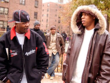 Memphis Bleek and Jay Z