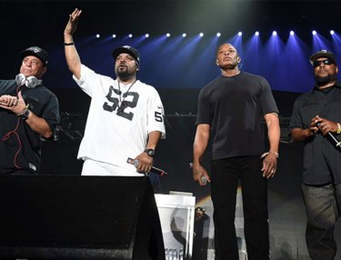 N.W.A. at Coachella 2016