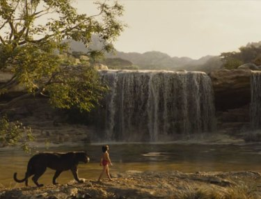 Disney's The Jungle Book: IMAX Featurette