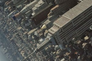 A Look at New York City Via Drone Footage