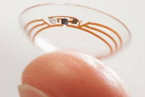 Sony Smart Contact Lens