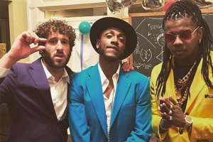 Trinidad James ft. Lil Dicky & Mystikal - Just A Lil Thick (Video)