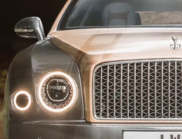 Bentley 53 Billion-Pixel Photo