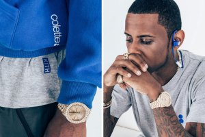 KITH x Colette Collection Lookbook ft. Fabolous