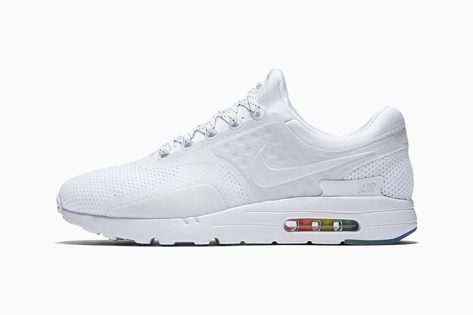 best loved 6260e b973a LGBT Pride x Nike Air Max Zero Be True