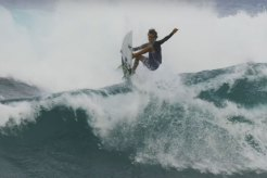 Hurley Highlights 15-Year-Old Surfer Noah Beschen