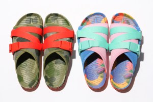 Poler x People Footwear Summer '16 Sandals