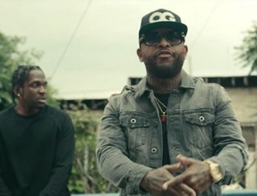 Royce Da 5'9 ft. Rick Ross & Pusha T - Layers (Video)