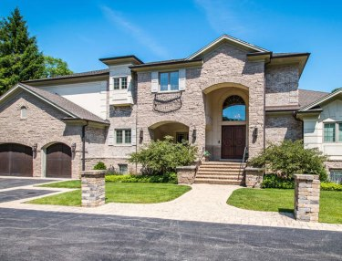 Scottie Pippen's $3.1 Million Chicago Mansion