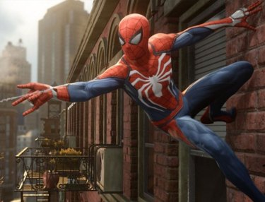 Spider-Man PS4 E3 2016 Trailer