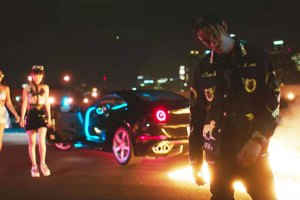 Major Lazer ft. Travis Scott, 2 Chainz, Pusha T - Night Riders (Video)